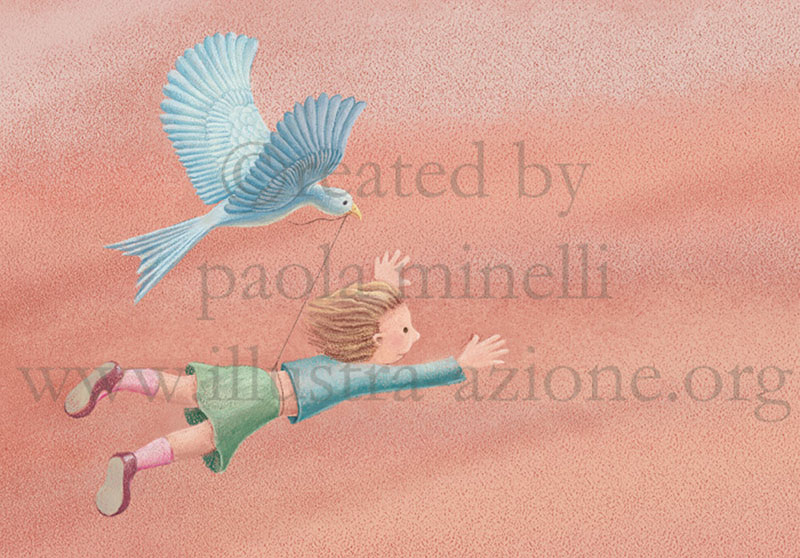 paola minelli illustrator - fiabe - fairy tales