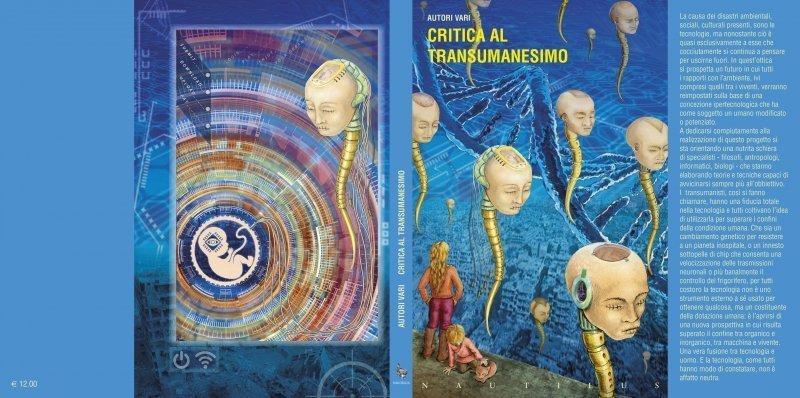 copertina-tCritica al Tansumanesimo -  Nautilus Autoproduzioni 2019