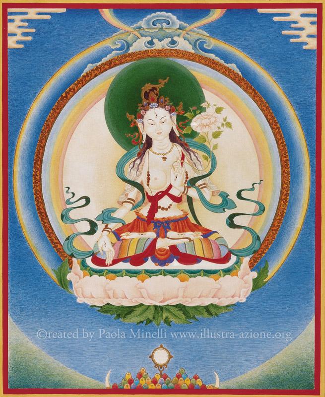 White Tara - Dolma Karpo